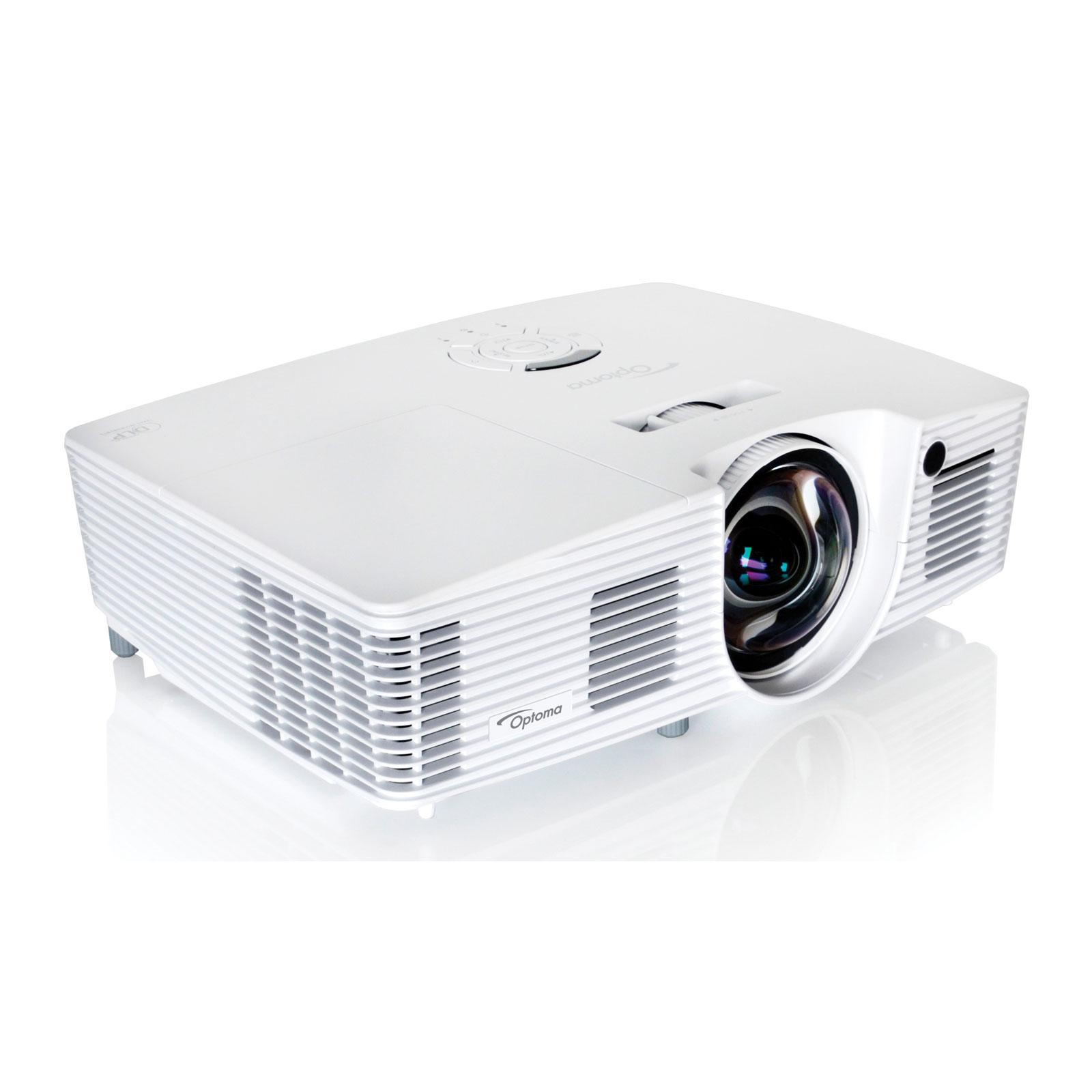 Videoprojecteur W316ST 3500 LUMENS OPTOMA courte focal