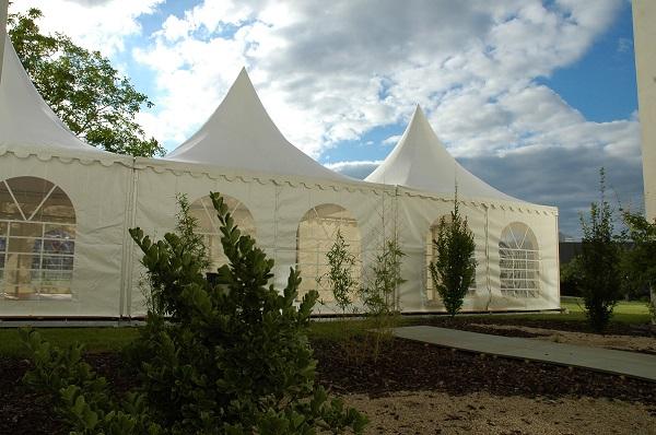 Tente garden cottage 5x5