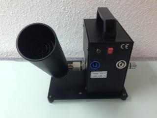 Machine CO2 classique