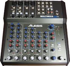 TABLE DE MIXAGE MILTIMIX 8FX ALESIS