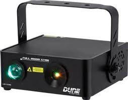 Projecteur laser 140mW full moon star Dune