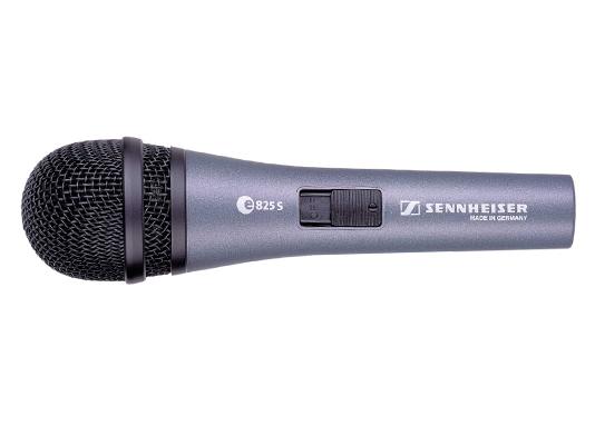 Micro chant E 825 S Sennheiser